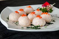蟹子水晶虾球