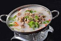 锅仔萝卜炖羊肉
