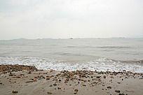 厦门鼓浪屿海边风景图片