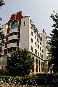 厦大校园一角建筑
