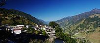 高黎贡山的自然村落
