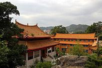 启明寺寺庙建筑