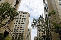 荣安华府小区建筑高层