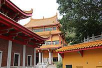 中国特色寺庙建筑
