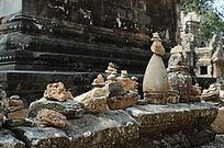 韩国式信仰 垒石