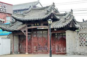 古建筑门头
