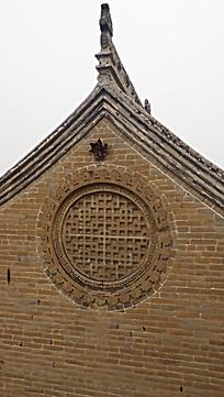 古建筑上的传统纹样