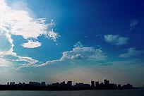 湘江沿江风光