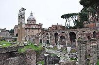 古罗马遗迹