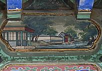 老北京院子四合院房子