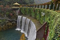 五龙河堤坝