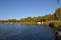 圆明园湖泊