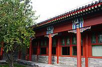 郭沫若故居古建筑