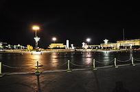 天安门广场夜景