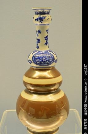 古董葫芦瓶
