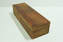 复古木头盒子