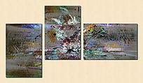 油画抽象 涂鸦