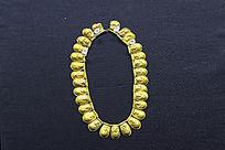 意大利文物金项链