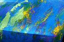 油漆水彩画