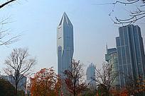 人民广场标志建筑