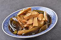 海带炖豆腐