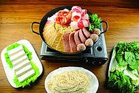 火锅普通套餐