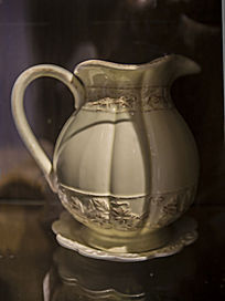 漱口陶瓷杯子