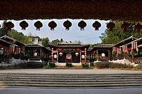 五龙民俗广场 灯笼