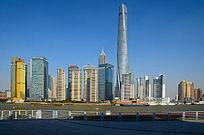 上海黄浦江美景