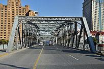 外白渡桥桥面