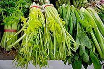 新鲜蔬菜 芹菜