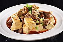 羊肉烩豆腐