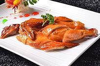 脆皮蒜香鸡