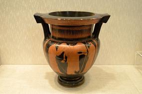 文艺复兴时期陶罐