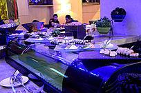 西餐环境寿司西点