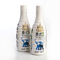 泰式生榨果肉椰子汁