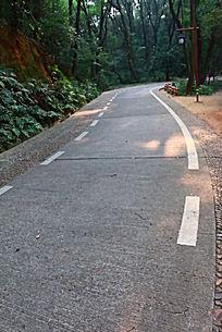 山上的公路