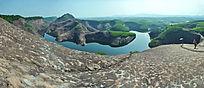 高椅岭龟形山