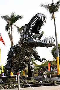 恐龙机械兽