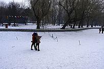冬季美丽景色