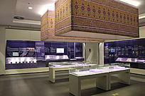 博物馆展示布置