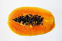 鲜嫩多汁的木瓜