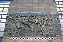 唐代中国地图雕刻