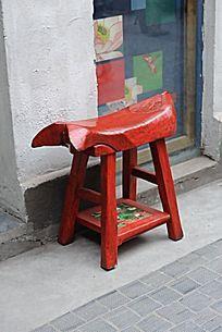 田字坊的红木凳展示