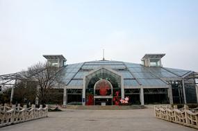 上海植物园温室