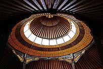 蒙古大帐穹顶