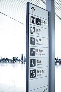 公共标识导示牌