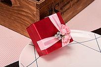 纸质喜糖盒