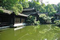 西湖古建筑