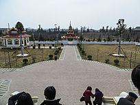 缅甸佛教广场